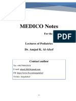 Dr Amjad Afeef (Pediatrics)