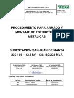Proc Armado Estruc Metal Rev 01 (1)
