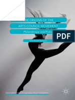 (New Directions in Cultural Policy Research) Anna Rosser Upchurch (auth.) - The Origins of the Arts Council Movement_ Philanthropy and Policy-Palgrave Macmillan UK (2016).pdf