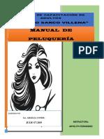 Manual de Peluquería Finalizado Yaaa