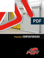 Puertas Cortafuegos - Angel Mir