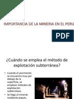 346346733 La Importancia de La Actividad Minera en El Peru