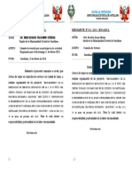 MEMORANDON°013 COMISION DE SERVICIO EDISON