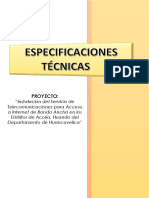 Especificaciones Tecnicas Rev 01