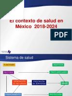 Sistema de Salud Mexicano 2019