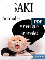 Animales y mas que animales - Saki.pdf
