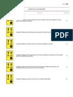Cartello Di Uso Corsie Disponibili - Quiz Patente