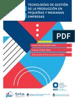 Folleto CTP 2019