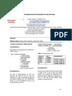 Determinacion de Nitrogreno en Una Proteina (1)