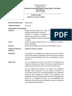 Formato de Plan de Clases 2019 Normal Grado Sexto Segundo Periodo