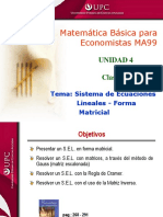 Clase 7.1 MBE SEL -MATRICES.ppt