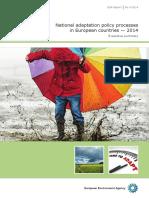 04 2014 National Adaptation Policy Processes Summary