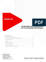 InteliLite AMF20 1.1 Operator Guide ESP