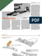 Il-2 Sturmovik spacer  model design started 8/2009  Instructions