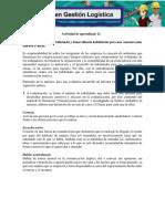 Evidencia 6 Informe Definiendo y Desarrollando Habilidades Para Una Comunicacion Asertiva y Eficaz(1)