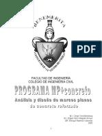 Programa MP+concreto