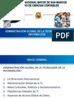 Administracion Global de La Tecnologia de La Informacion