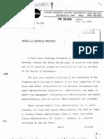 Apolo 11 - Los mensajes de buena voluntad