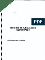 Desenho de Tubulações