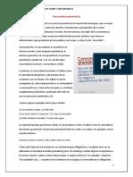 Compilacion de Articulos Sobre Concordancia