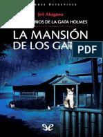 La Mansión de Los Gatos de Jiro Akagawa