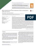 efecto del vacio en la deshidratacion osmotica en brevas