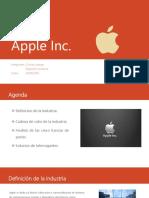 Analisis de Caso Apple