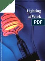 HSG38 Lighting at Work