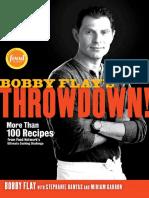 Recipes from Bobby Flay's Throwdown by Bobby Flay
