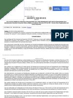 Decreto 1525 de 2015 Educacion