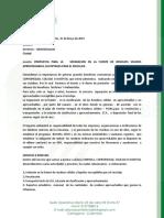 Propuesta de Servicio General - Fundacion Alianzas Del Caribe