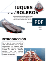 buques petrolero
