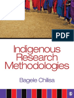 Bagele Chilisa - Indigenous Research Methodologies (2011, Sage Publications, Inc)