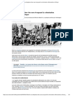 Berlin Va Rebaptiser Des Rues Évoquant La Colonisation Allemande en Afrique