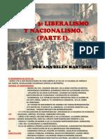 Tema 4 Liberalismo y Nacionalismo (Parte i).