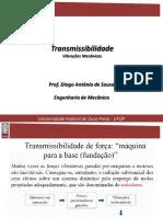 AULA 12 - Transmissibilidade