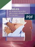 Guias Actuacion Afecciones Obstetricas Completo