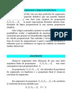 Argumentos_Regras de Inferencia