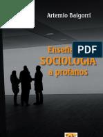 baigorri enseñando sociologia a profanos