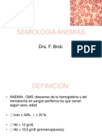 Anemia Ferropenicas