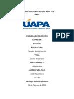 TAREA III CANALES DE DISTRIBUCION.docx