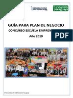 Guia Para Plan de Negocio Formulario 2