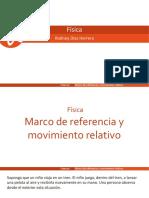 Clase 1 - Movimiento Relativo