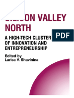 Silicon Valley North_ A High-Tech Cluster of Innovation and Entrepreneurship (Technology, Innovation, Entrepreneurship and Competitive Strategy) (Technology, ... Entrepreneurship and Competitive Strategy) ( PDFDrive.com ).pdf