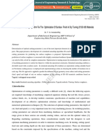 A Simulated Annealing Algorithm for the Optimization of Surface Finish in Dry Turning of Ss 420 Materials IJERTV2IS60153