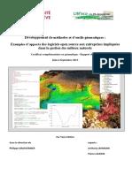 GEOM2013 Rapport Pottier