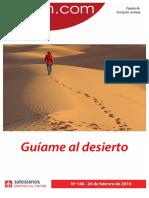 Forum 146_guíame Al Desierto