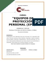 Curso_Equipos de Protección Personal (EPP)