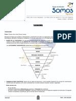 Taxonomia Resumen