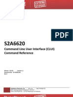 s2a6620 Clui Manual 1.2